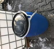 Бочка пластикова, 120 л