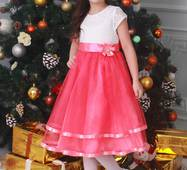 Нарядне дитяче плаття для дівчинки 023