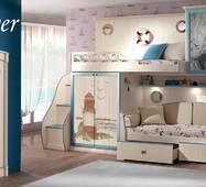 Дитяча кімната від Pellegatta