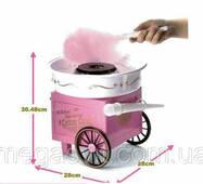 Домашний аппарат для создания сладкой ваты Cotton Candy Maker, Каттон Кенди Карнавал