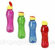 Пляшка для води пластикова, SKY Sport, 750 мл