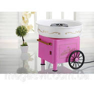 Аппарат для приготовления сладкой ваты Cotton Candy Maker, Каттон Кенди Карнавал