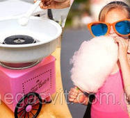 Аппарат для сладкой ваты дома Каттон Кенди Карнавал