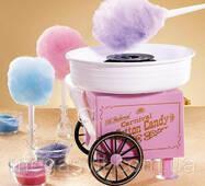 Машина для изготовления сладкой ваты Cotton Candy Maker (Карнавал)