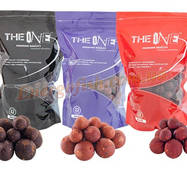 Бойли The One Purple Boilie Soluble (пылящий) 22мм 1kg