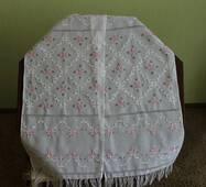 Рушник вышитый ручной работы Пасхальный