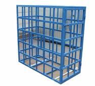 Клітка для безпечного накачування коліс, купити в Черкасах