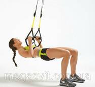 Тренувальні стрічки (петлі) TRX - тренажер для усього тіла