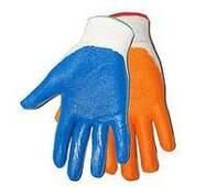 Купить недорогие качественные рабочие перчатки стрейч N-1