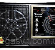 Радіоприймач GOLON RX 98uar, радіо переносне USB/SD MP3/WMA PLAYER
