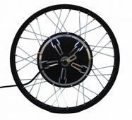 """Мотор-колесо 48V500W в ободі 22"""" до грузових електровелосипедів"""