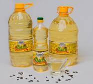 Олія соняшникова рафінована дезодорована