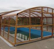 Павільйон для басейну PANORAMA тип A