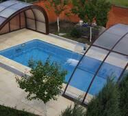 Індивідуальний павільйон для басейну MODERN