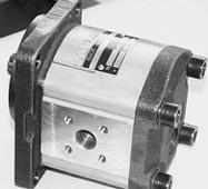 Мобільний шестерневий насос високого тиску KM1 KRAC