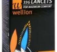 Ланцеты универсальные Веллион/Wellion (Австрия) 50 штук.