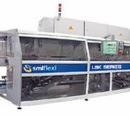 Машина-автомат для упаковки в термоусадочную пленку типа LSK25 производства SmiPack, купить