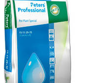 Peters Professional Pot Plant Special 15-11-29 (Интенсивный рост), 15 кг