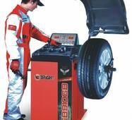Балансировочный станок (вес колеса 65 кг) CB910GB 220V BRIGHT, купить в Украине