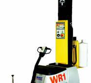 Мобильный передвижной робот-паллетообмотчик WR100 SIAT, купить