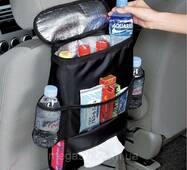 Органайзер для автомобіля з термо - сумкою