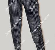 Женские  штаны Штапель, большой размер