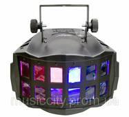 Chauvet Double Derby X багатопроменевий LED прилад