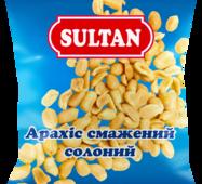Арахис жареный солёный, 30 г, ТМ SULTAN