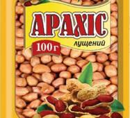 Арахіс лущений, 100г