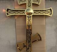 Крест накупольный, купить в Украине