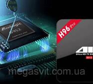 Смарт приставка H96 PRO Amlogic S912 з 3gb RAM