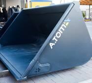 Ковш для телескопічного навантажувача Dieci 2,7 м куб