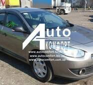 Лобове скло на Renault Fluense (Рено Флюенс) 10 - / Megane 3 (Меган 3) 08 - / Grandtour 09 - / Samsung SM3 з датчиком