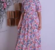 Жіноче довге плаття 291