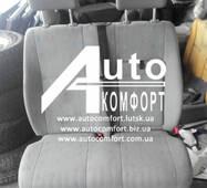 Оригінальне пасажирське подвійне сидіння на Sprinter, Volkswagen LT, Crafter (Спринтер, Фольксваген ЛТ, Крафтер)