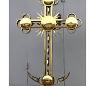 Накупольный крест 002М, купить в Украине