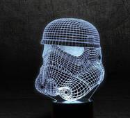 """3D светильник """"Штурмовик"""""""