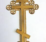 """Крест """"Ажурный"""" без распятия"""