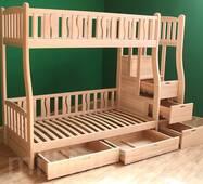 """2-ярусная кровать """"Мария 2"""" (дерево)"""