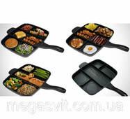 Інноваційна універсальна сковорода Magic Pan