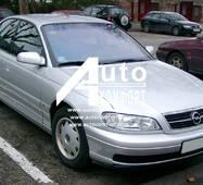 Лобове скло на Opel Omega А (Опель Омега А) (1986-1993)  / Senator B (Сенатор Б) (Седан) (1987-1994)