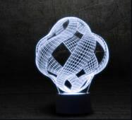 """3D светильник """"Фантазия"""""""