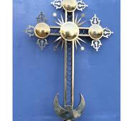 Крест накупольный 003М, купить недорого в России