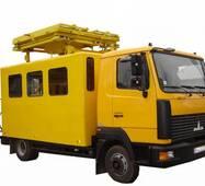 Машина аварійна АТ-70М-041 на базі МАЗ, купити в Києві