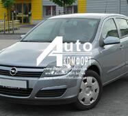 Лобове скло на Opel Astra H (Опель Айстра Ейч) (Седан, Комби, Хетчбек) (2004-2010)