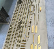 Декоративні елементи з нержавіючої сталі, купити