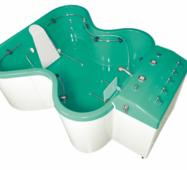 Гідромасажна ванна для підводного душ-масажу Батерфляй