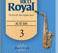 Rico RJB1030 Royal тростина для альт-саксофона, №3