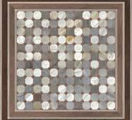 Плитка ROMA BROWN, ПОЛ, 450*450