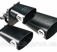 "Meinl SLTRI-BK тройной ковбелл, сталь, 2.5"", 3.5"", 5"""